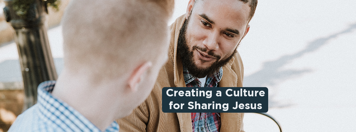 Culture for Sharing Jesus