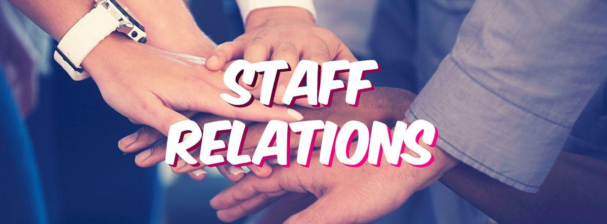 Staff Relations